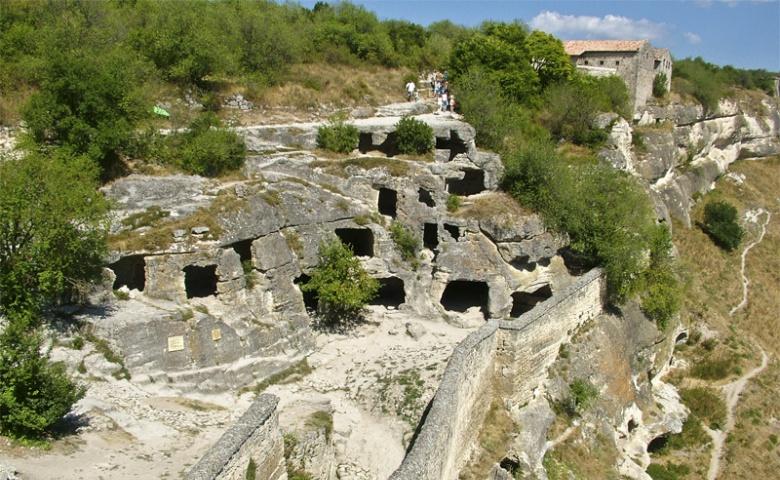 Бахчисарай — город крымских ханов