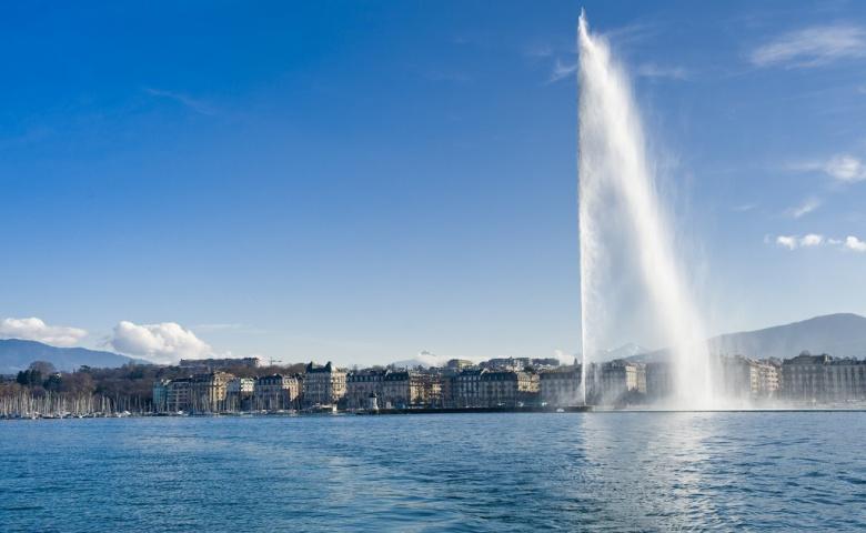 Женева интернациональная столица, ее прошлое и настоящее