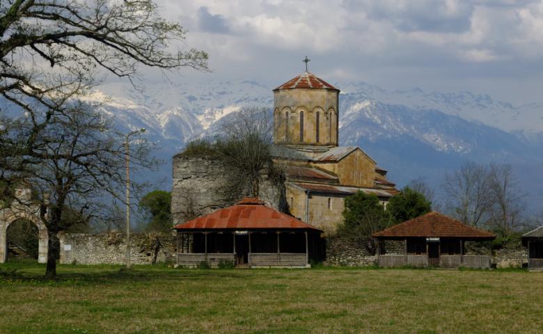 Сокровища Абжуйской Абхазии