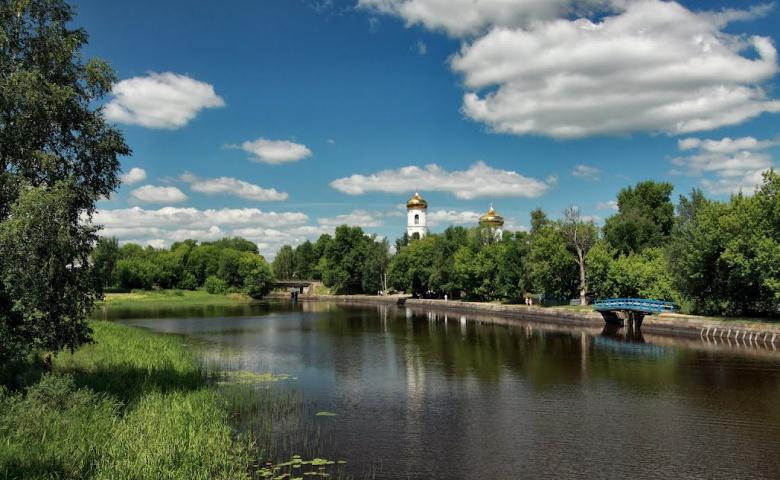 Экскурсия в городе Вышний Волочек