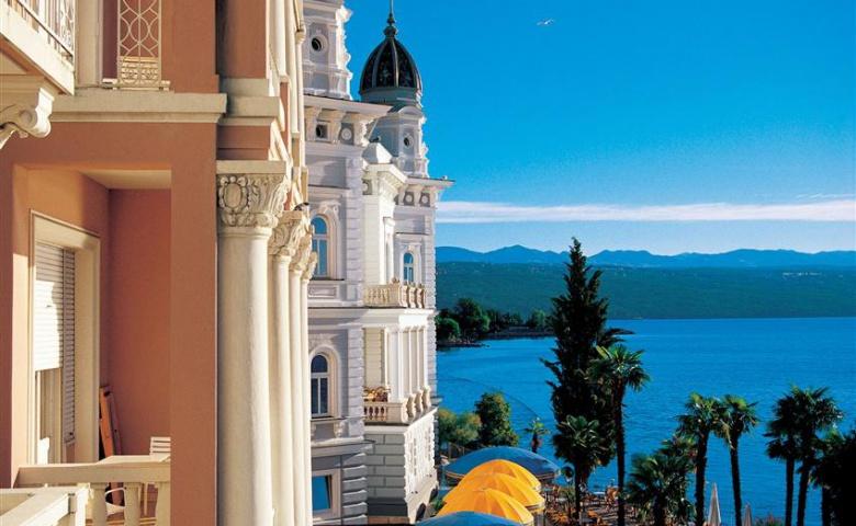 Опатия — королевский курорт
