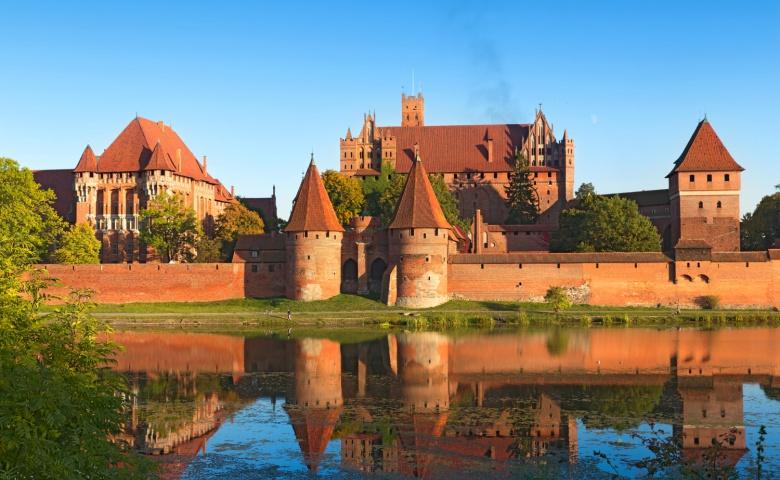 Автобусная экскурсия из Гданьска в крепость Мальборк