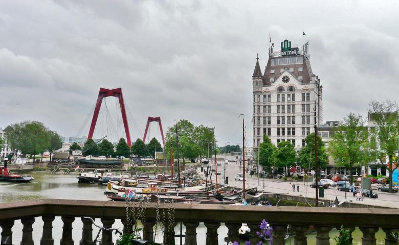 Пешеходная обзорная экскурсия по Роттердаму