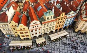 Сити тур (Пражский град, Старый град и обед в подарок)
