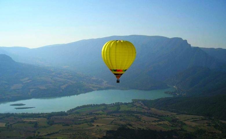 Индивидуальный полет на воздушном шаре