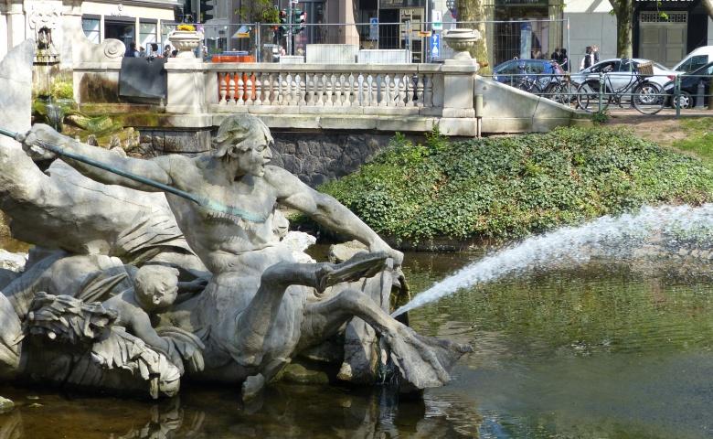 Пешеходная экскурсия по Дюссельдорфу