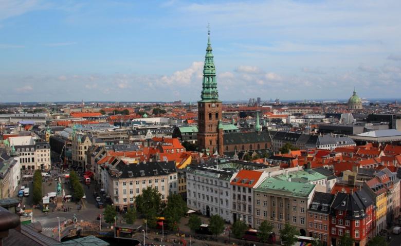 Ежедневная обзорная экскурсия по  Копенгагену (красный машрут)