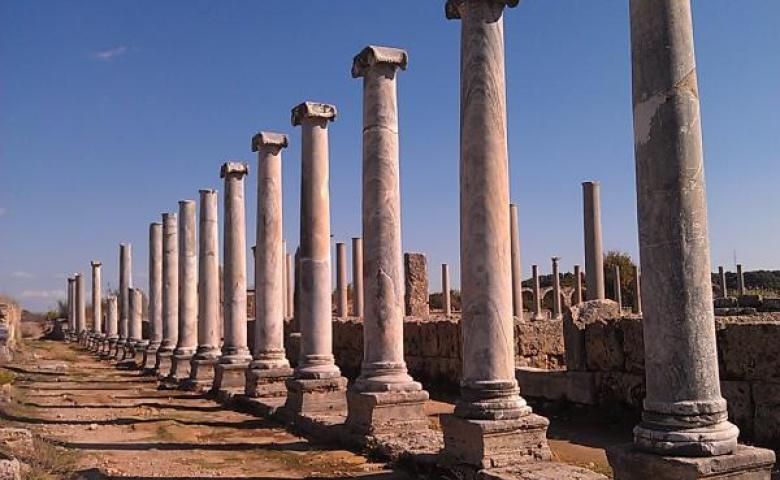 Экскурсия в античный Пергам и Асклепион