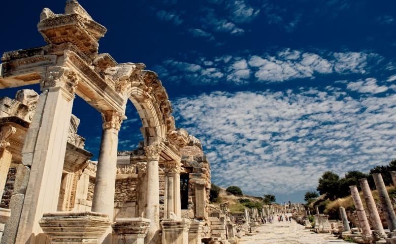 Экскурсия в Эфес из Измира