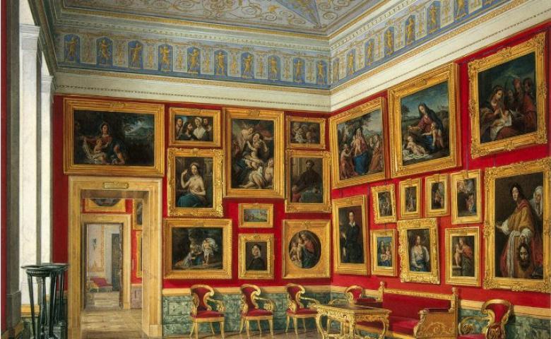 Двухдневный билет в Главный музейный комплекс и экспозиционные комплексы в Эрмитаже
