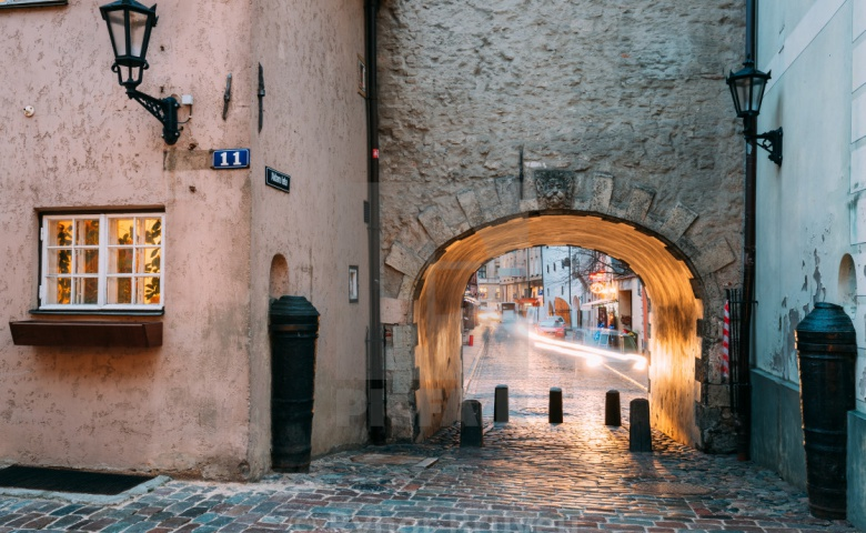 Пешеходная экскурсия по историческому центру Риги