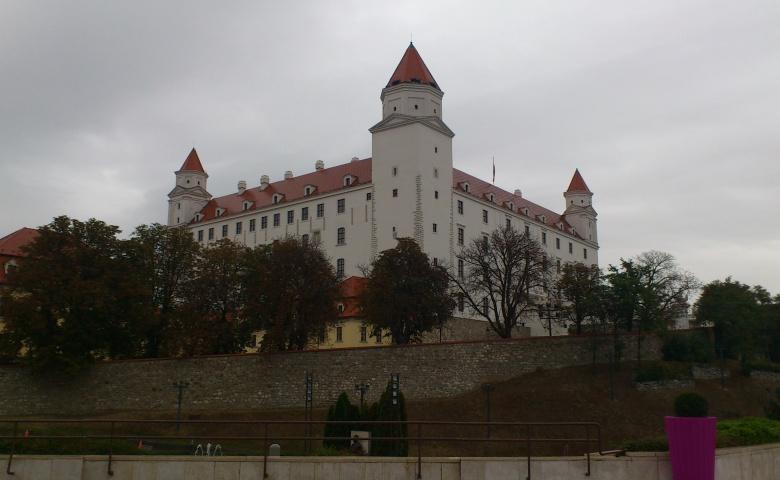 Пешеходная экскурсия к Братиславскому замку