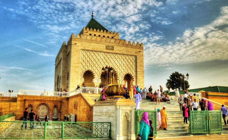 Экскурсия по городу Рабат