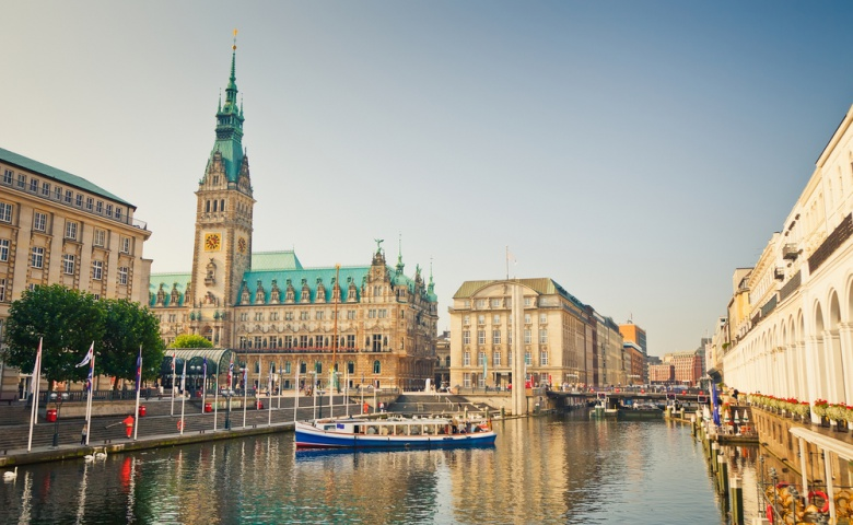 Экскурсия по Гамбургу