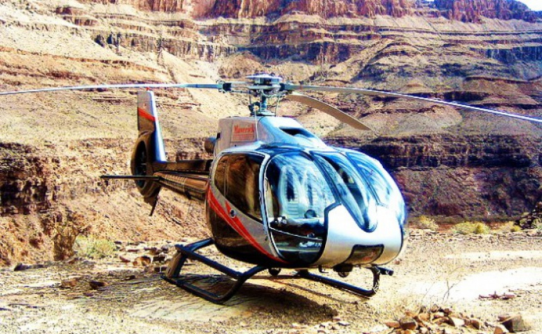 Вертолетная экскурсия в Гранд-Каньон из Лас-Вегаса