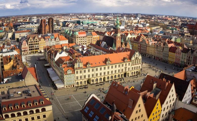 Ежедневная обзорная экскурсия по Вроцлаву
