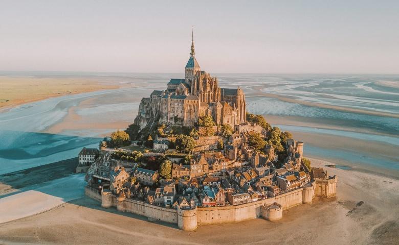 Экскурсия в Мон-Сен-Мишель из Парижа