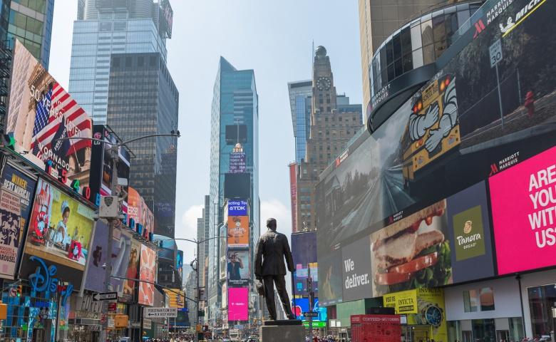 Автомобильный экспресс-тур по Нью-Йорку (4 часа)