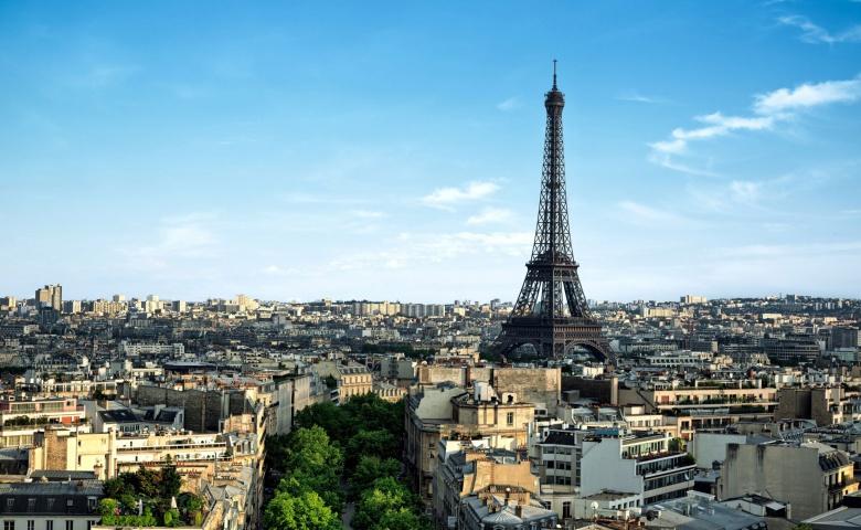 Ежедневная обзорная экскурсия по Парижу (синий маршрут)