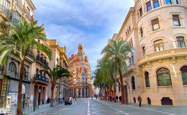 Ежедневная обзорная экскурсия по Валенсии (красный маршрут)