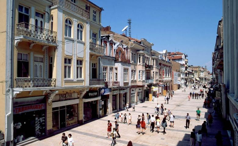 Автомобильная экскурсия из Софии в Пловдив