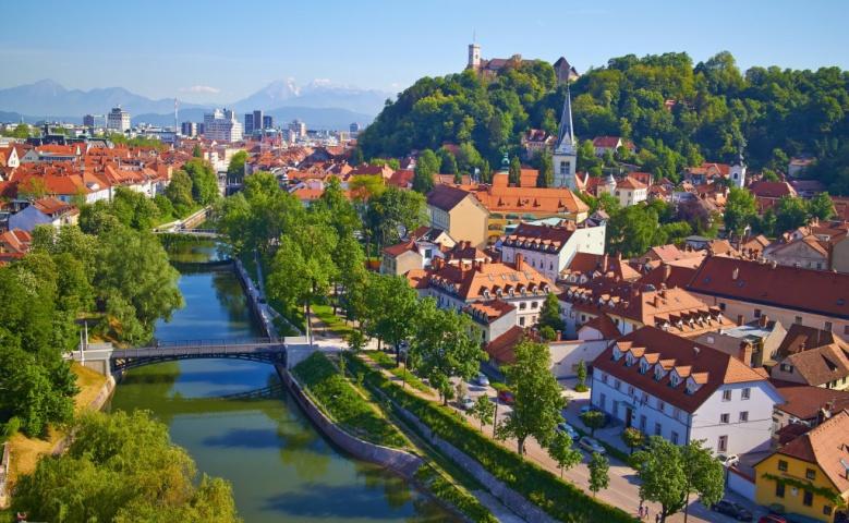 Ежедневная обзорная экскурсия по Любляне
