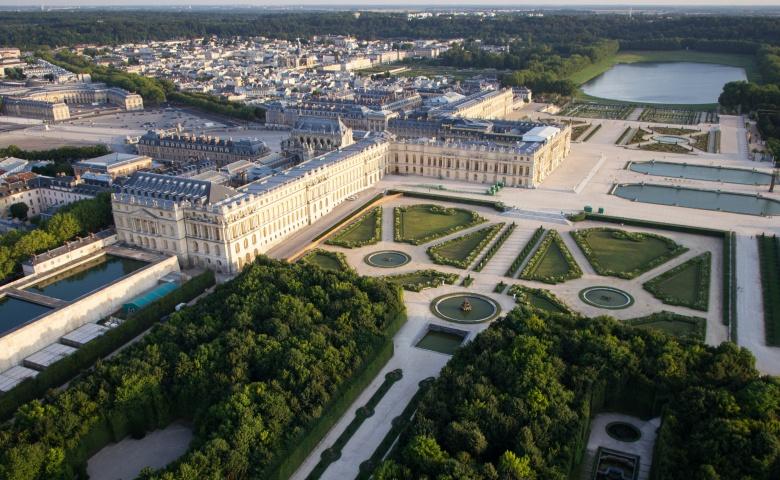 Автобусная экскурсия из Парижа в Версаль