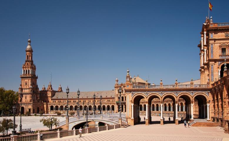 Ежедневная обзорная экскурсия в Севилье (красный маршрут)