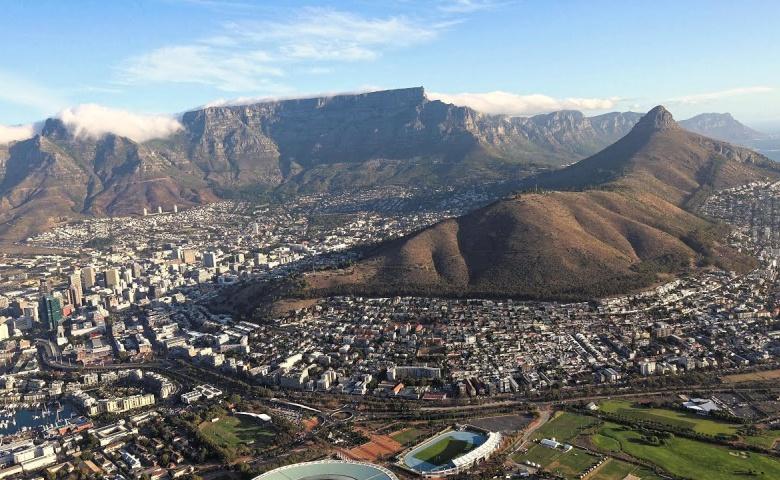Автомобильная экскурсия по Кейптауну с подъемом на Столовую гору