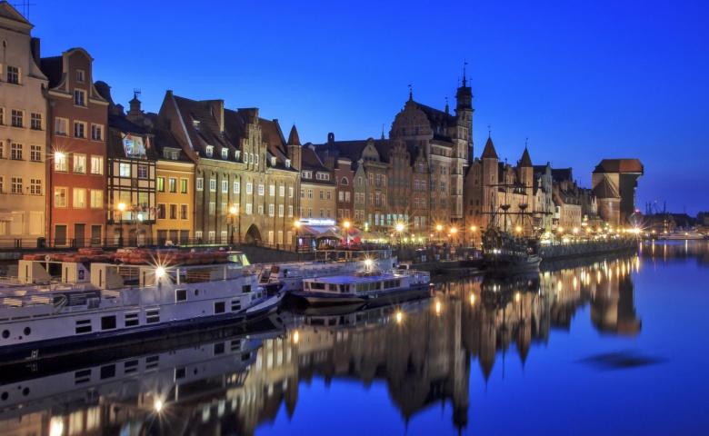 Пешеходная обзорная экскурсия по Гданьску