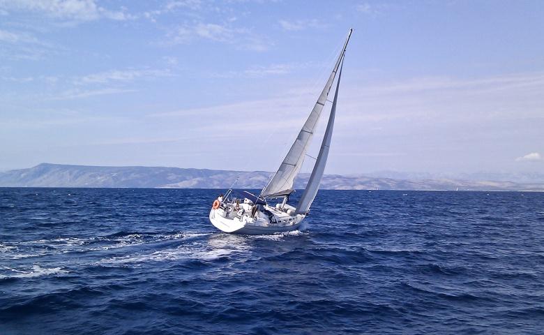 Тур на яхте вокруг Липарских островов