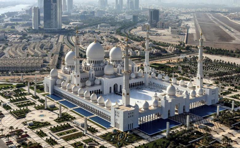 Индивидуальная экскурсия в мечеть Шейх Заид