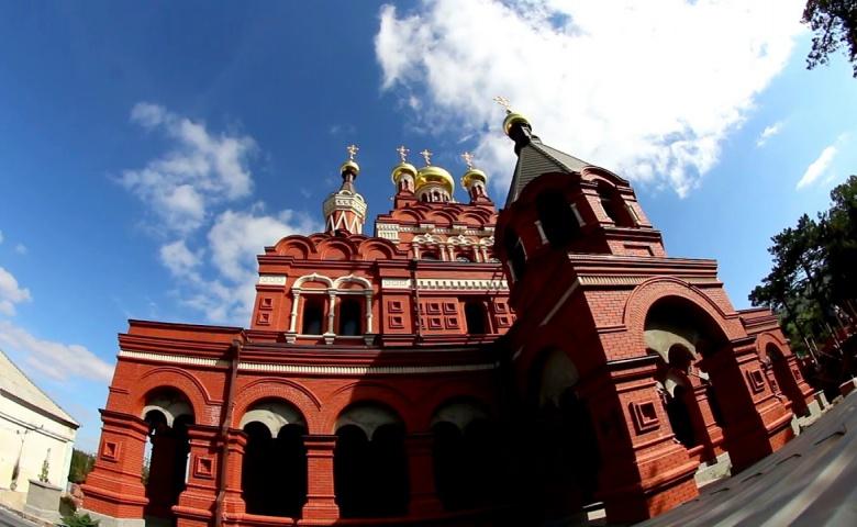 Автомобильная экскурсия в Топловский монастырь