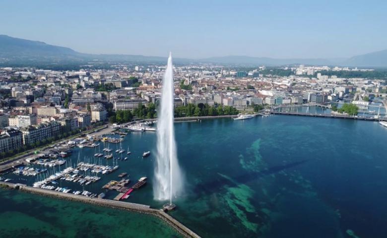Ежедневная обзорная экскурсия по Женеве (красный маршрут)