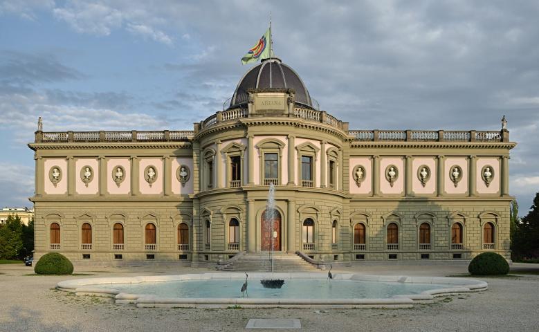 Ежедневная обзорная экскурсия по Женеве (синий маршрут)