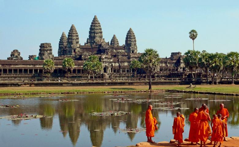 Автомобильная экскурсия из Сиануквиля в Ангкор