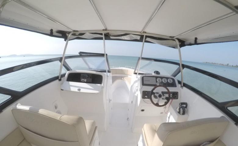 Морская прогулка по Сиамскому заливу с выездом из Сиануквиля