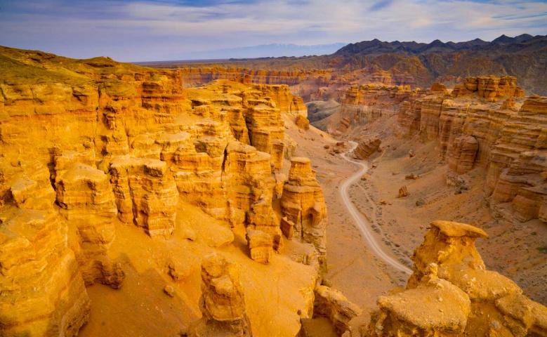 Экскурсия в Чарынский каньон из Алматы