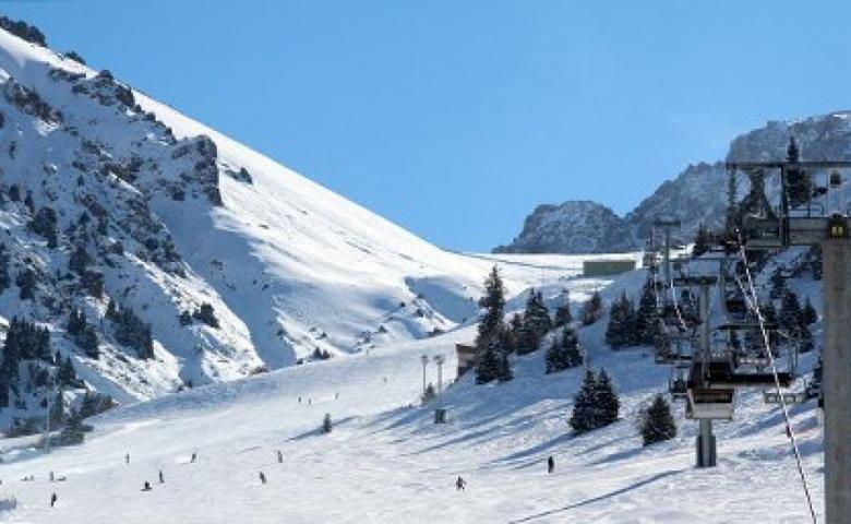 Чимбулак: горнолыжный курорт Казахстана