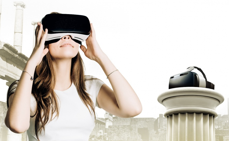 Помпеи в очках виртуальной реальности