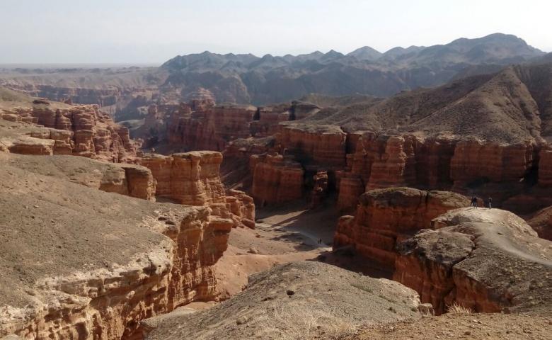 Автомобильная экскурсия из Алматы в Чарынский каньон