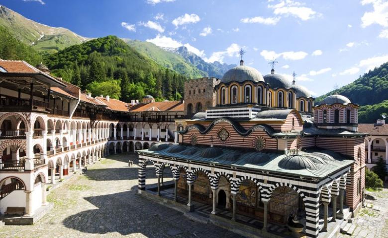 Рильский монастырь — прикосновение к святости
