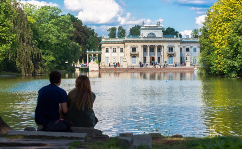 Королевские резиденции в Варшаве — экскурсия в Королевские Лазенки и в Вилянув