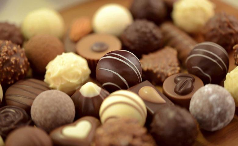 Шоколад из Женевы с дегустацией