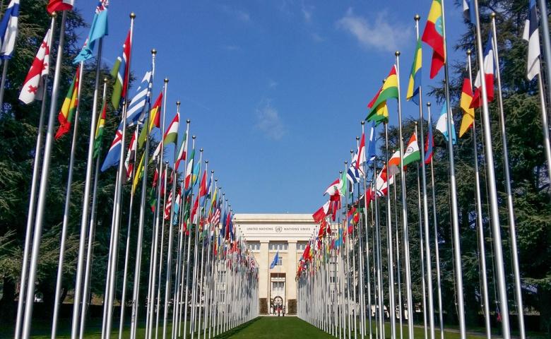 Женева — мировая столица