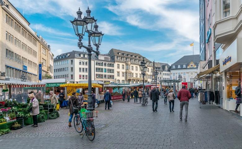 Бонн — столица или деревня?!