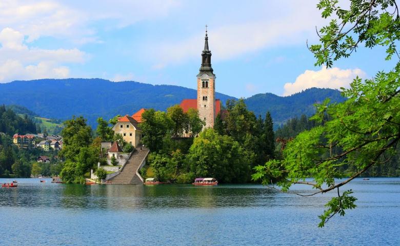 Блед — курортный роман со Словенией
