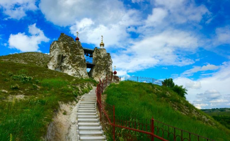 Индивидуальная экскурсия: Тайны пещерных храмов  «Костомарово-Малые Дивы»