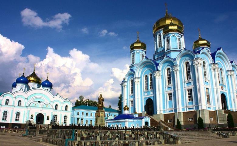 Индивидуальная экскурсия: Елец — Задонск