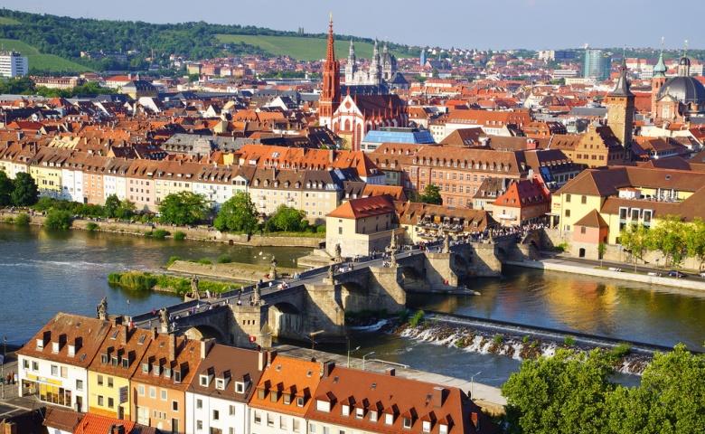 Экскурсия по Вюрцбургу